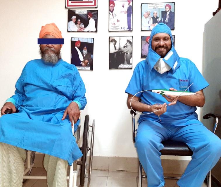 Mohali surgeon