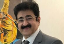Sandeep Marwah Chaired M&E Committee