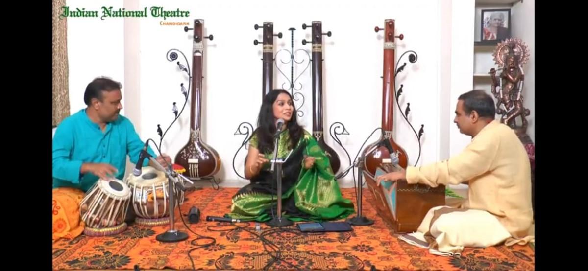 Two-day virtual Varsha Ritu Sangeet Sandhya