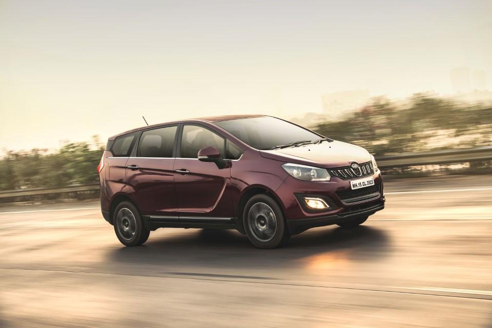 Mahindra drives in BS-VI compliant Marazzo