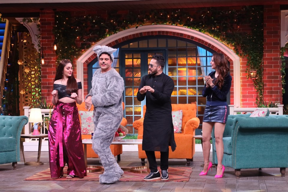 The Kapil Sharma Show!