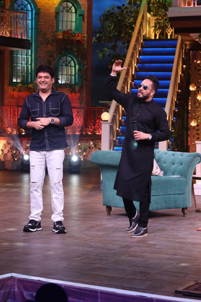 This is how Mika deals with social media trolls - revealed on The Kapil Sharma Show!