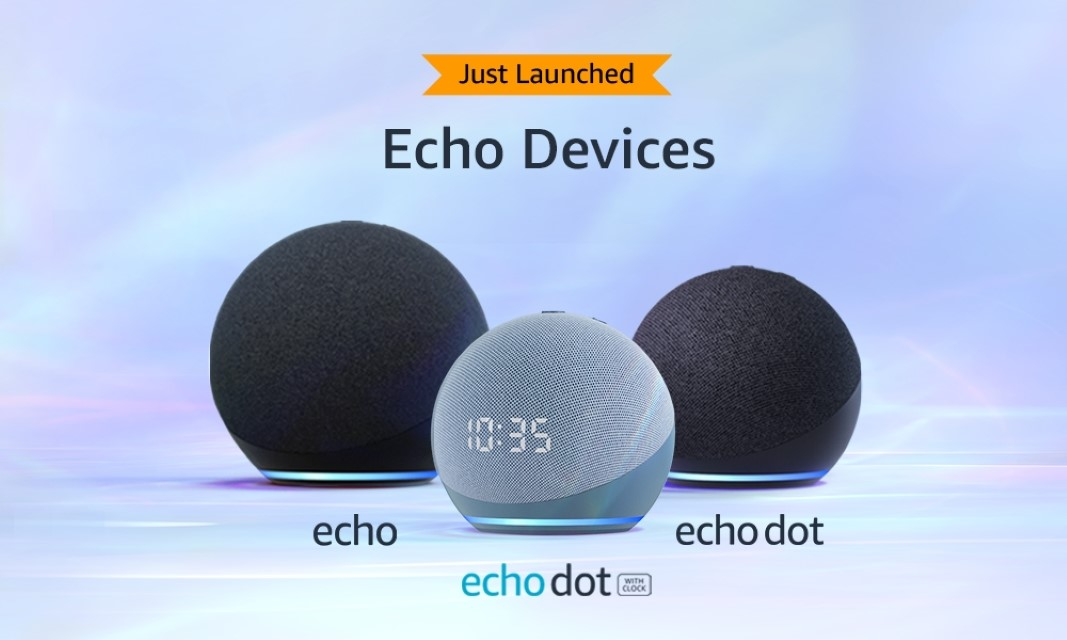 All-new Amazon Echo devices starts from Rs 4,999 in India
