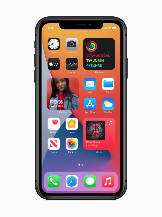 Apple brings iOS 14 to iPhones
