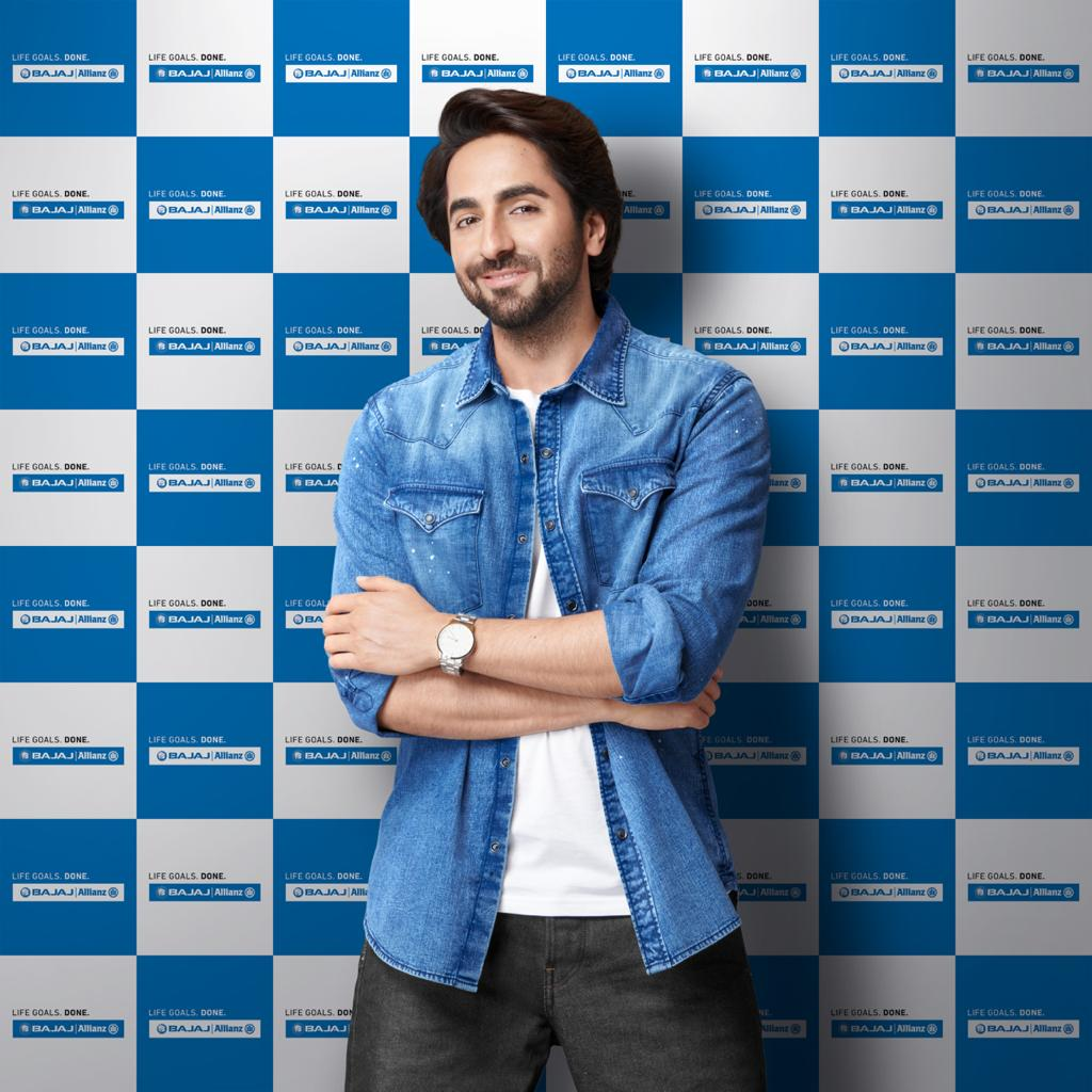 Bajaj Allianz Life Ropes in Ayushmann Khurrana