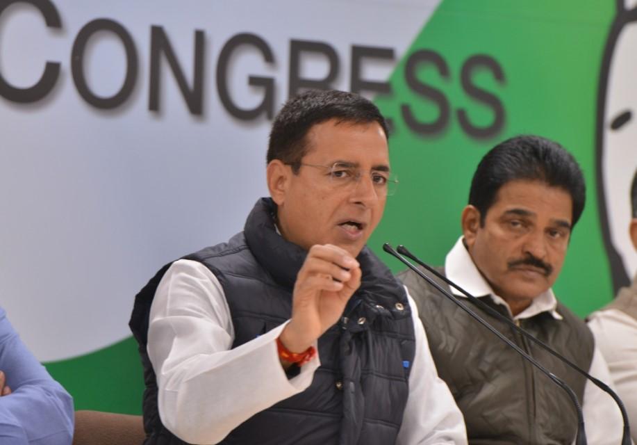 Farm bills govt's conspiracy: Congress