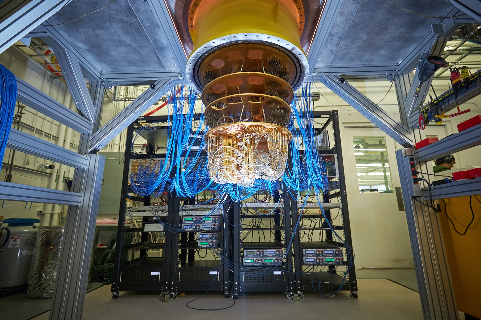 Google runs largest chemistry calculation on quantum computer