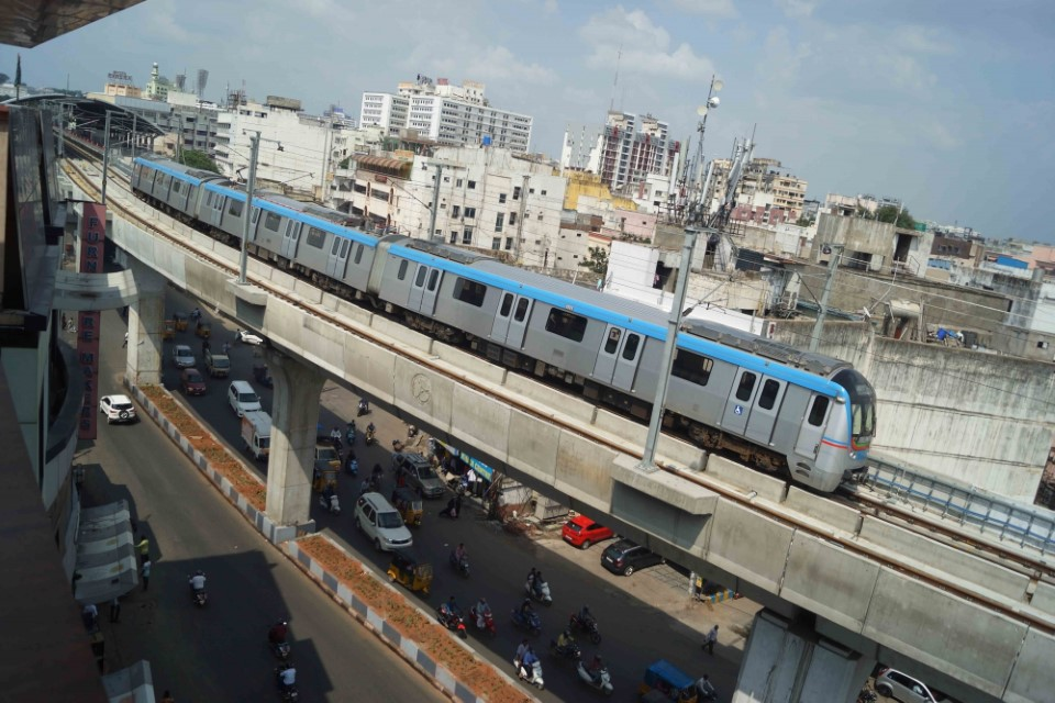 Hyderabad Metro to resume operations in phased manner
