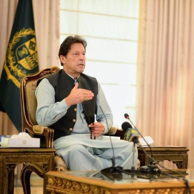 Imran wants UN peacekeeping