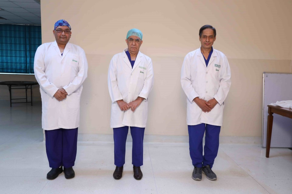 Fortis Hospital launches State-of-the-Art Heart Failure Clinic&Heart Transplant Service