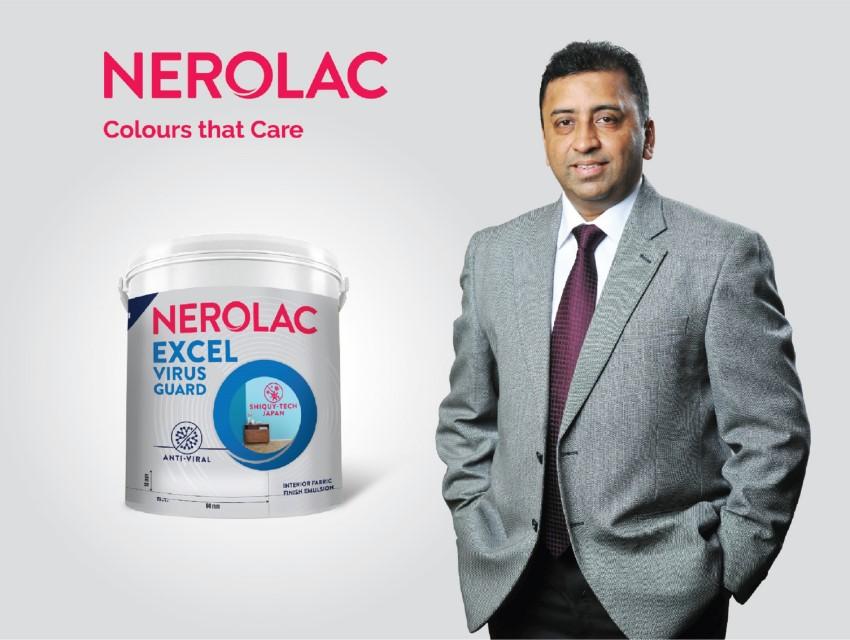 Kansai Nerolac launches India's First Anti-Viral paint