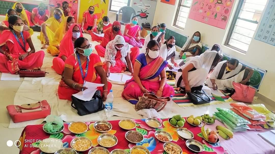 Vedanta's Nand Ghar , 'Kuposhan mukt Bharat'