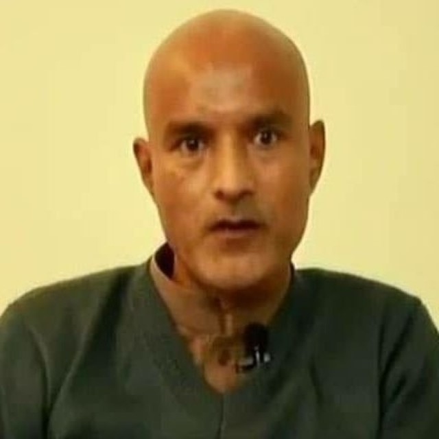Pak turns down India's request, Kulbhushan