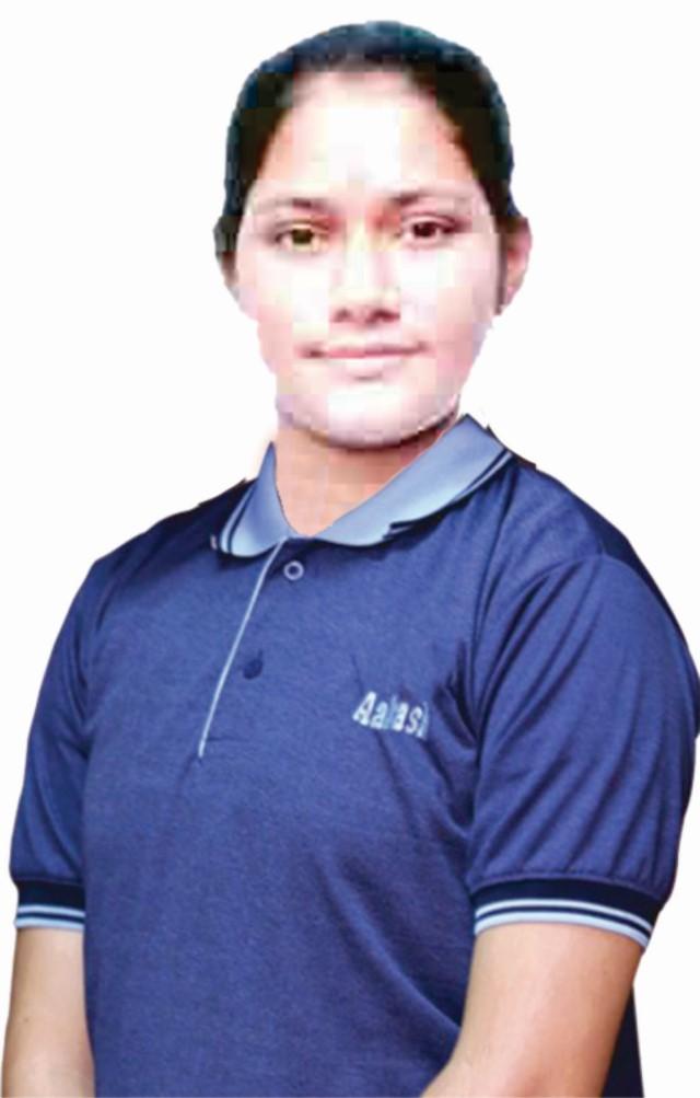 Aakash Institute student