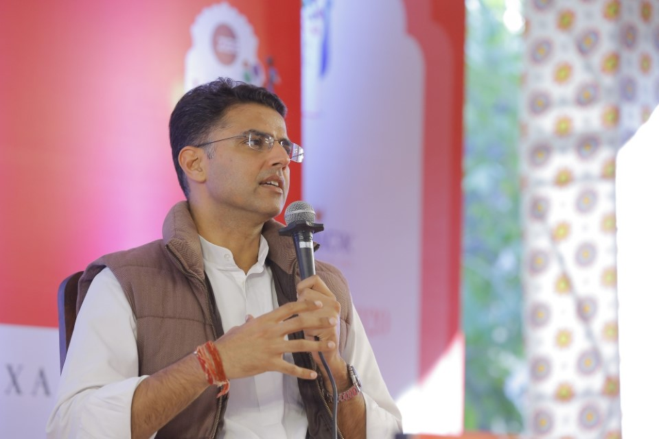 blood donation in Rajasthan on Sachin Pilot's 43rd b'day