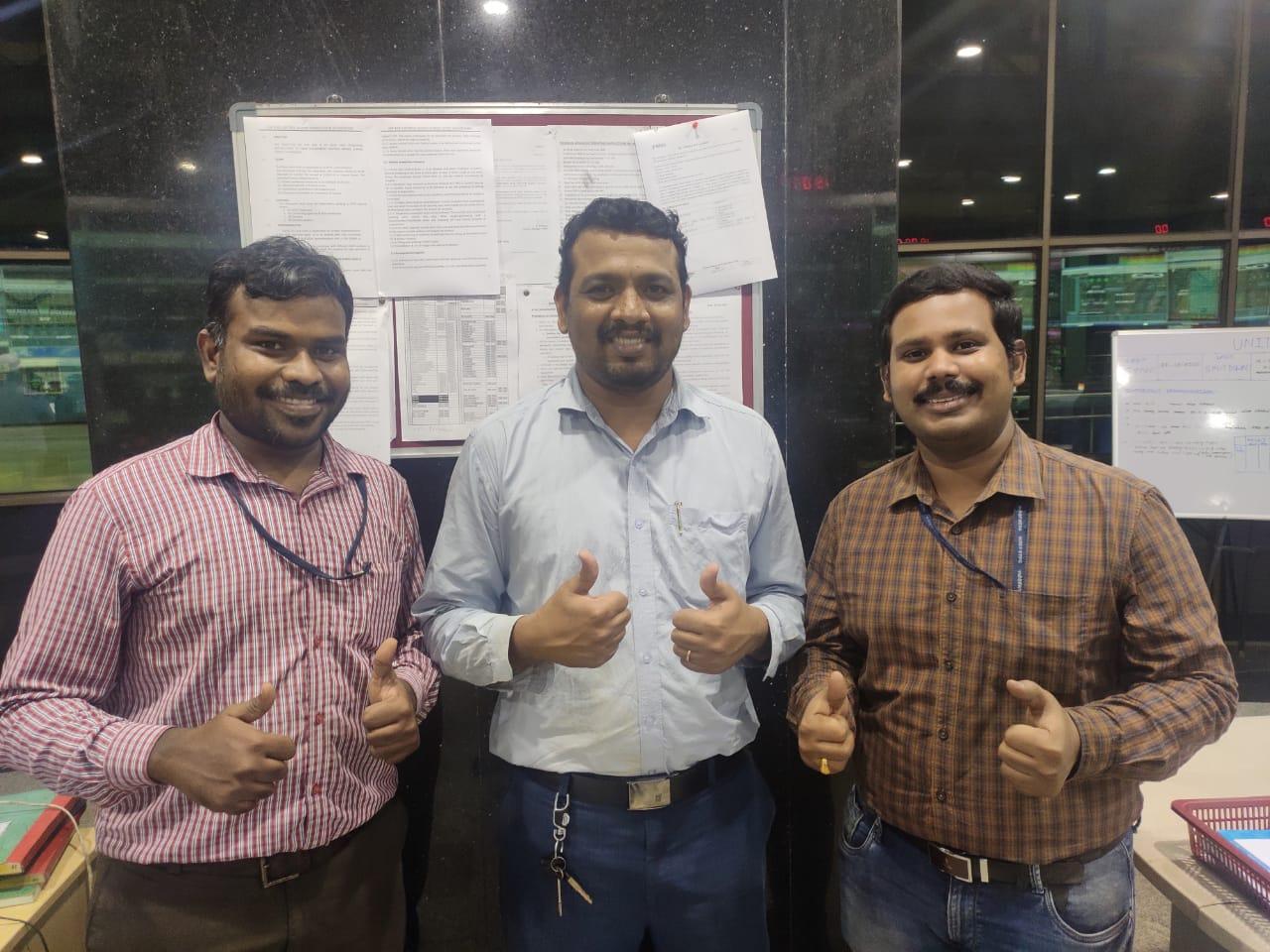 Team NTPC ,AIMA- Chanakya