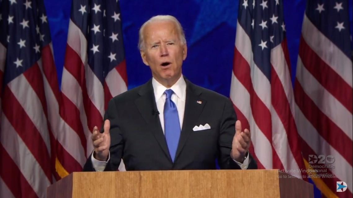 Trump, Biden trade early jabs in first presidential debate