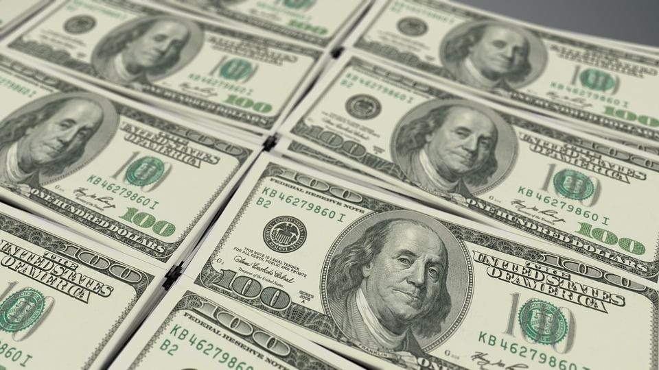 US dollar slips amid