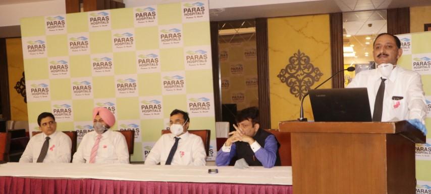 Breast Cancer now Commonest Cancer amongst India Women, Dr. Rajeshwar Singh