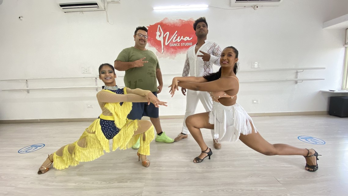In a first of its kind virtual world salsa competition 'SaBa World Championship 2020
