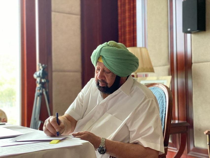 Punjab CM rejects farmers' ultimatum on Assembly session