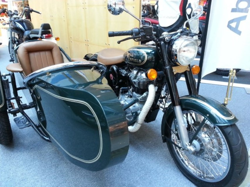 Royal Enfield sees steady demand recovery powered by Tier-II, III cities
