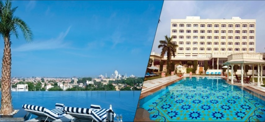 Explore the magic of the Taj Mahal, Agra with IHCL hotels
