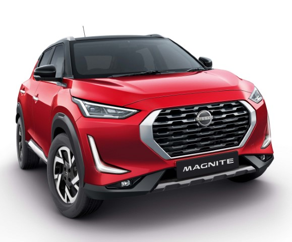 All-new NissanAll-new Nissan Magnite B-SUV unveiled