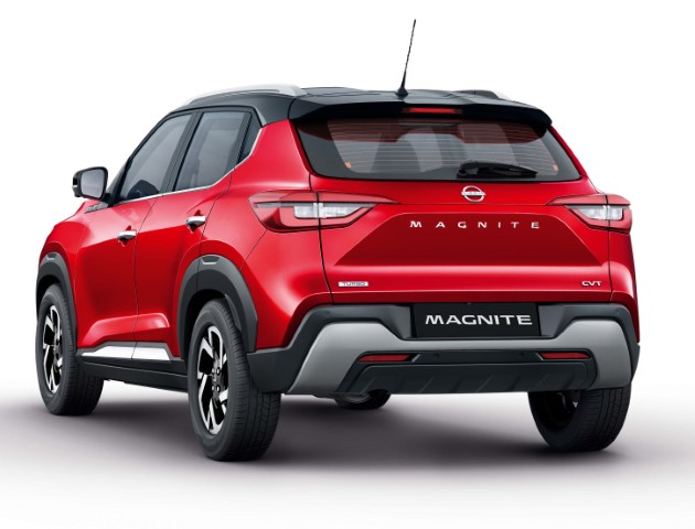 All-new Nissan Magnite B-SUV unveiled