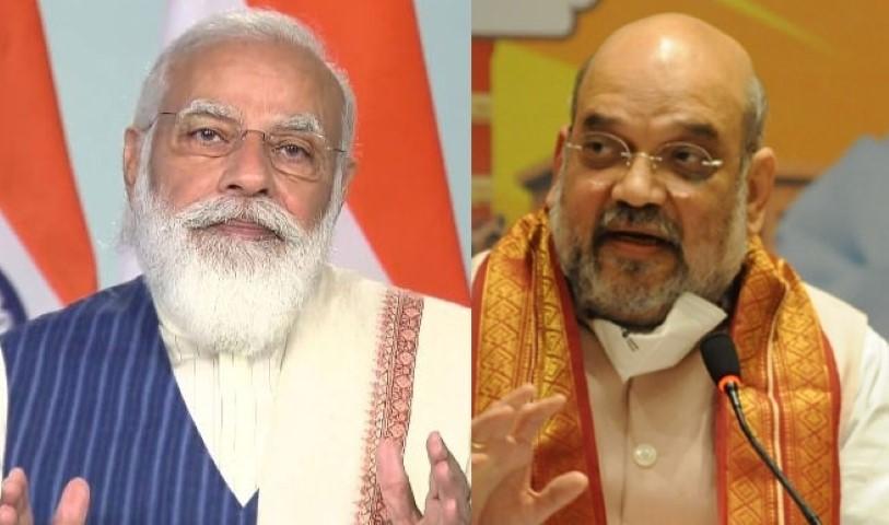 Modi, Shah, Nadda greet nation on Chhath Puja