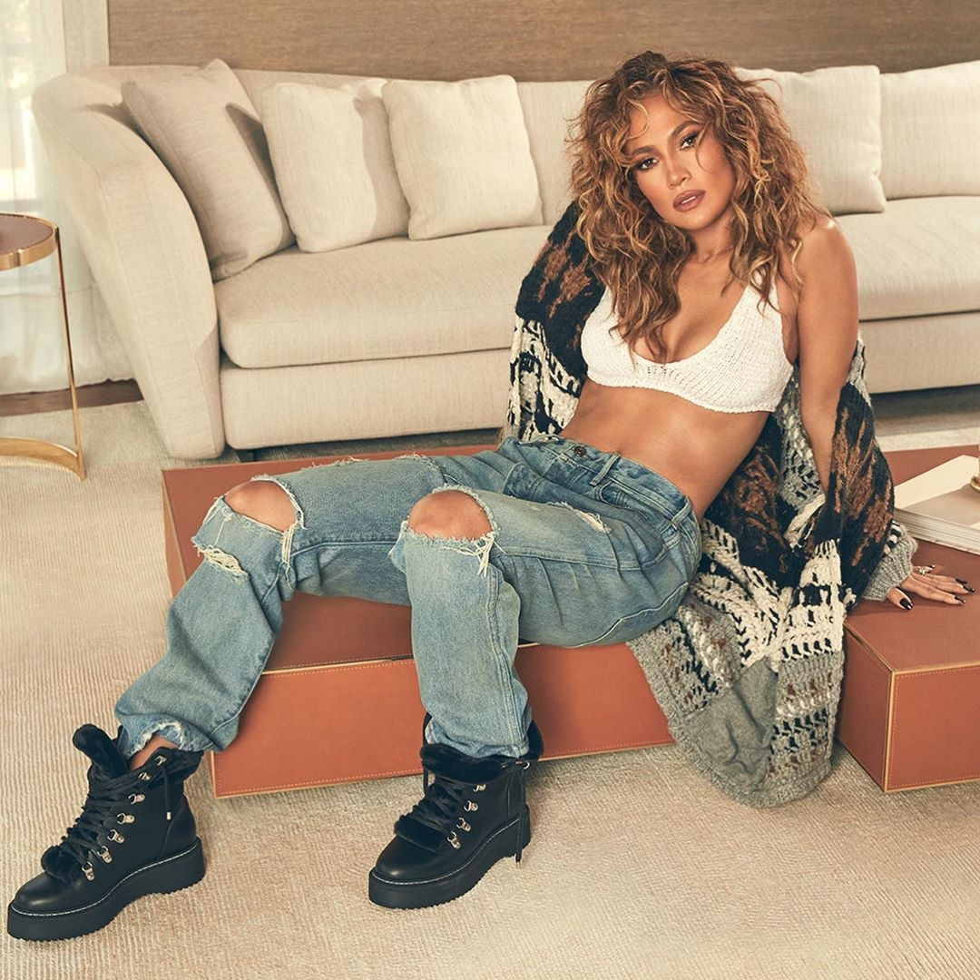 At 51 JLo realises she didn't love herself in her 30s