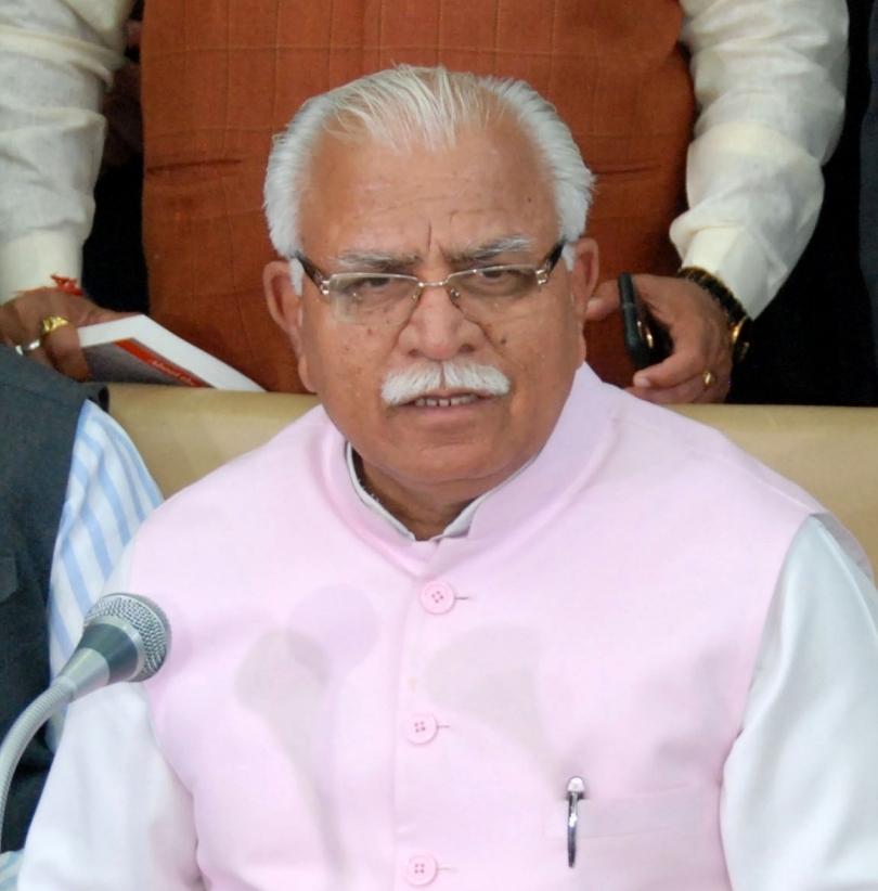 Haryana coalition govt will last full term says Khattar
