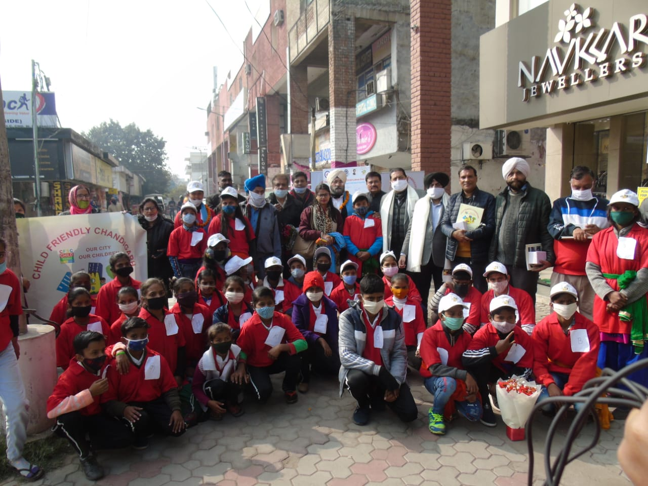 """Child Labor Free City"" campaign launched in Chandigarh under Child Friendly City Initiative"