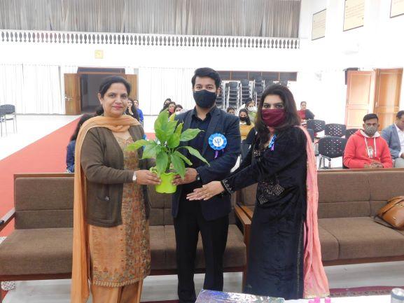 Dev Samaj College , 'Career Counselling Workshop'