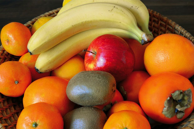 Follow '5-a-day' rule for longer healthier life