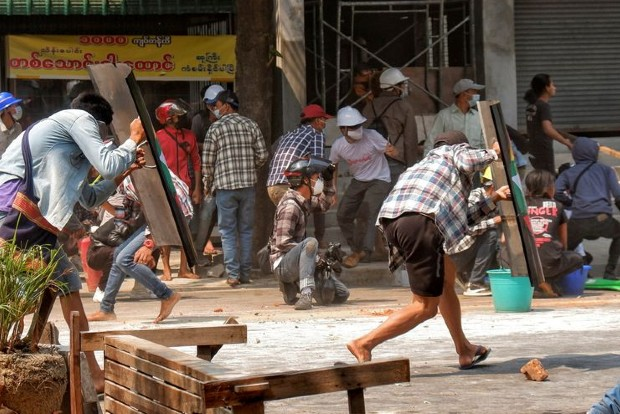 Nearly 40 killed in violent day of protests