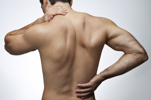 The risks of a pain in the neck and how to manage it