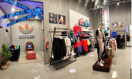 adidas Originals celebrates the launch of its new store in the fashion forward city of Chandigarh