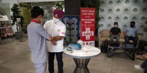 Ziqitza Healthcare Limited organises First Responder Program in Zirakpur