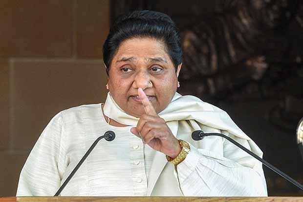 Mayawati congratulates Mamata Stalin and Vijayan for their victory in assembly polls