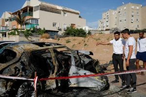 Middle East Silos and saturation salvoes: Gaza rockets bedevil Israel