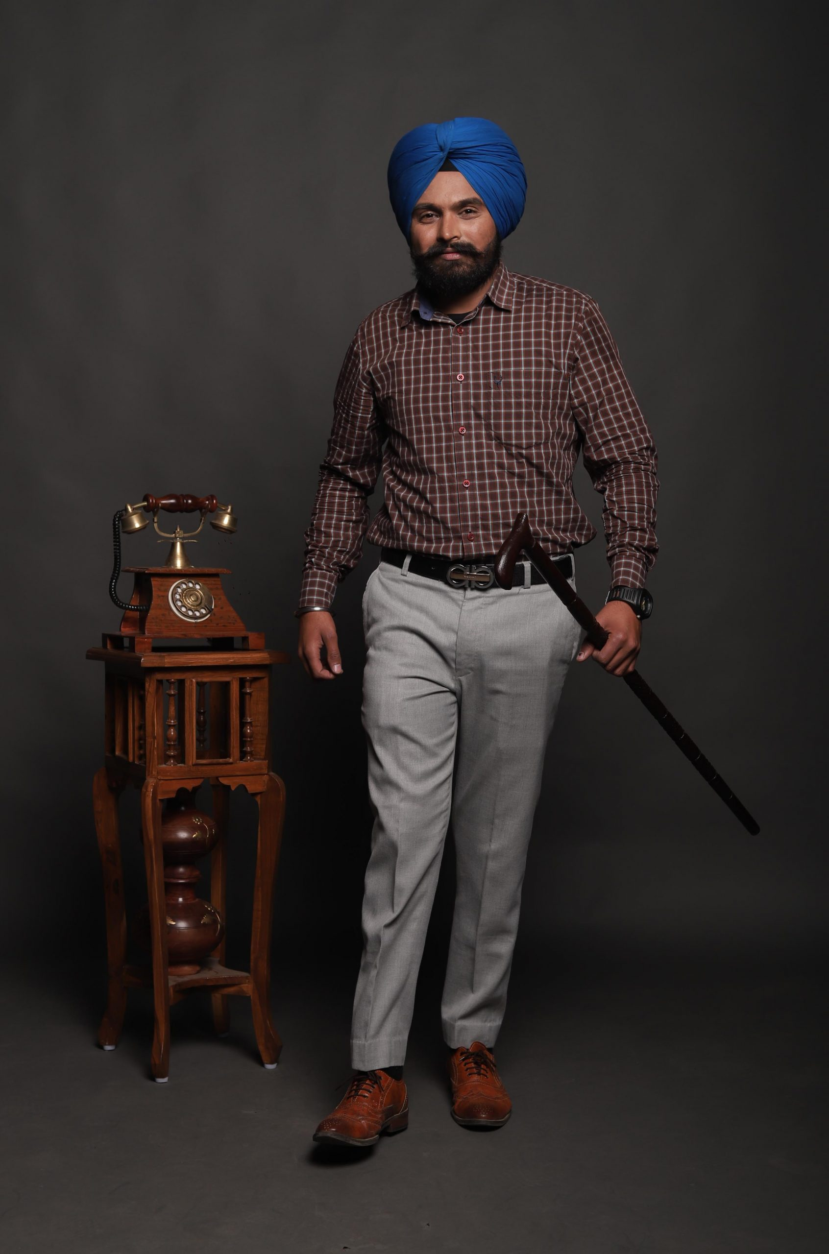CTU bus conductor gets a break in Punjabi song as lead artist