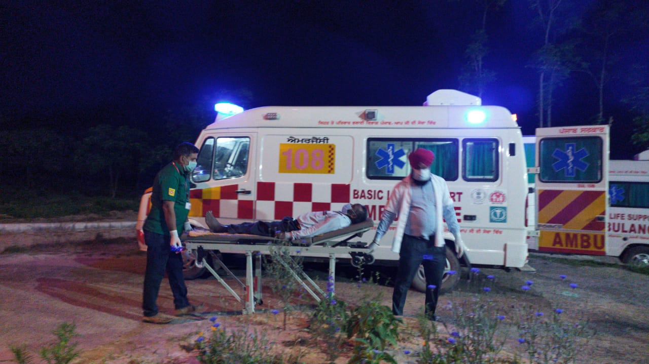 8211 accident victims served in 2 months by 108 Ambulance - Continues to Play Active Role in saving precious lives
