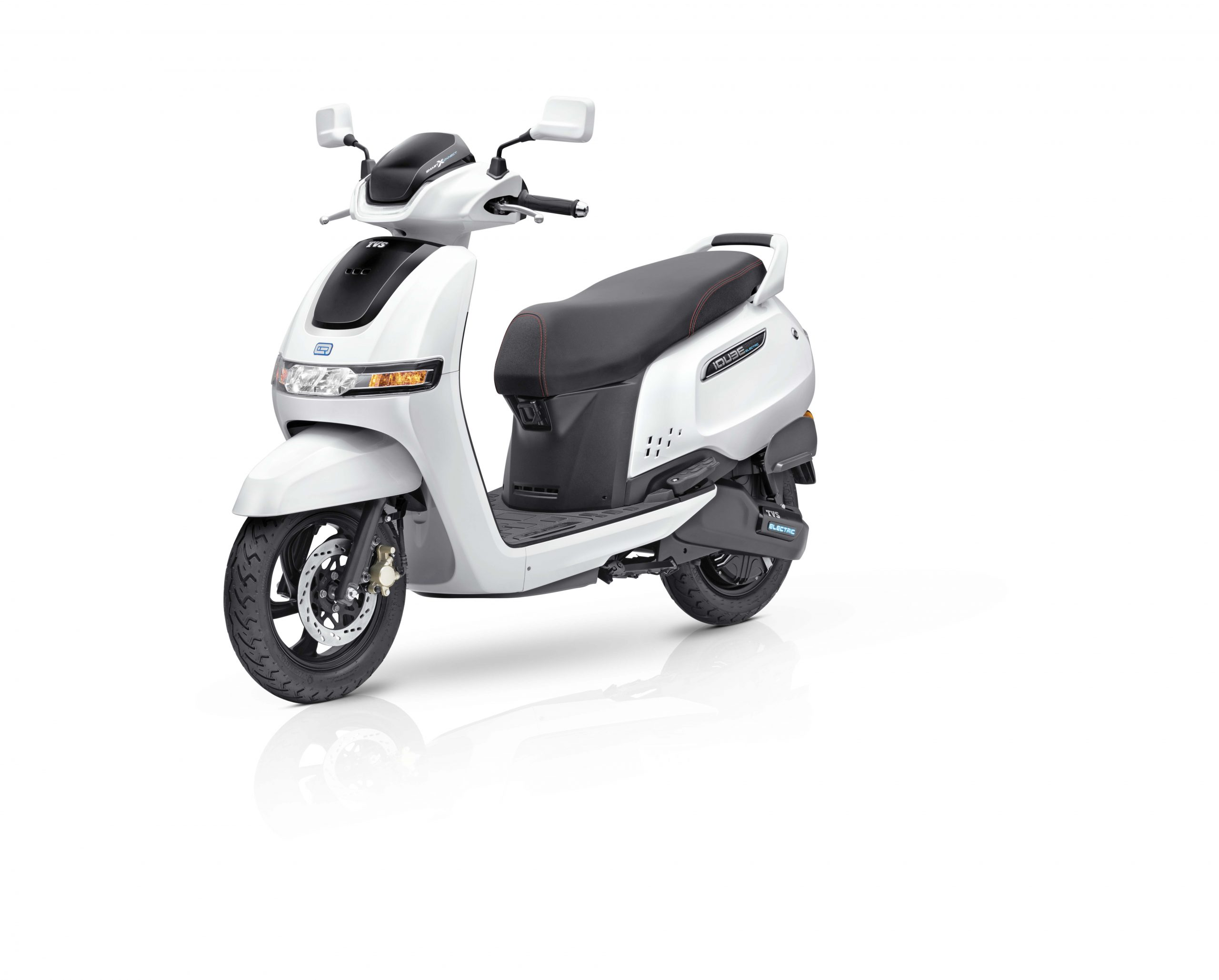 """TVS Motor Company accelerates the expansion plans for """"TVS iQube Electric""""; launches in 22 cities"""